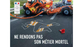 "Campagne nationale ""ne rendons pas son métier mortel"""